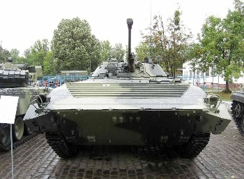 BMP-2 Walk Around