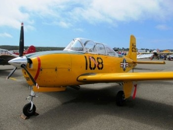 Beech T-34B Mentor Walk Around
