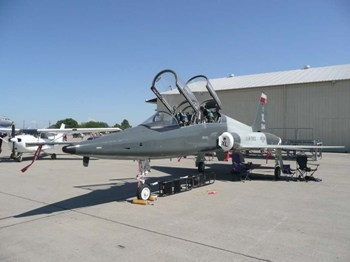 Northrop T-38C Talon Walk Around