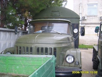 ZIL-131 KUNG Walk Around