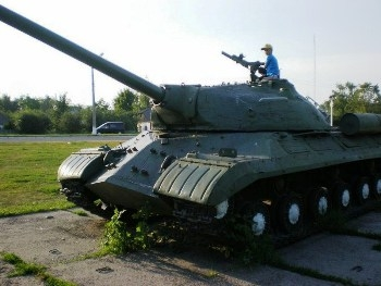 IS-3 Walk Around