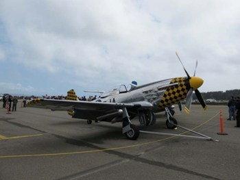 North American P-51D-25-NA Mustang Walk Around