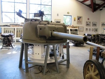 M4 Sherman Turret Trainer Walk Around