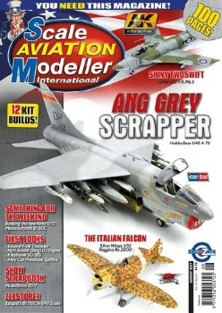 Scale Aviation Modeller International 2017-08