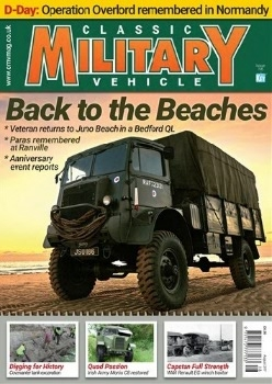 Classic Military Vehicle 2017-08