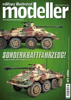 Military Illustrated Modeller - Issue 076 (2017-08)