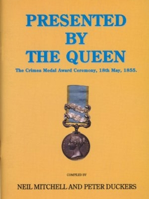 Presented by the Queen: The Crimea Medal Award Ceremony, 18th May, 1855