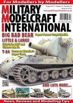 Military Modelcraft International 2017-08