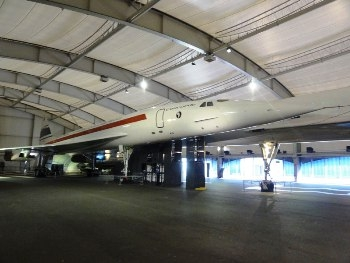 BAC-Aerospatiale Concorde Walk Around
