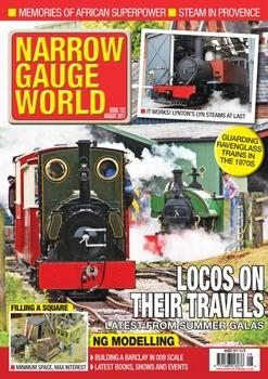 Narrow Gauge World 2017-08