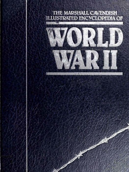 The Marshall Cavendish Illustrated Encyclopedia of World War II vol 09-12