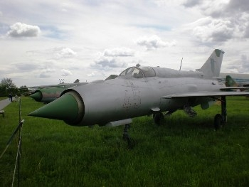 MiG-21E Walk Around