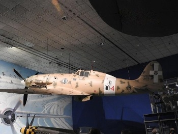 Macchi C.202 Folgore Walk Around