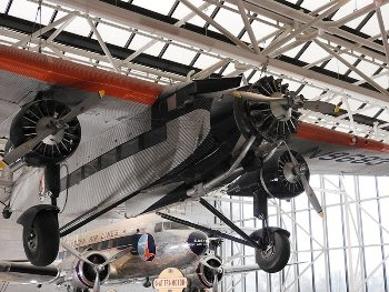 Ford AT-5 Tri-motor Walk Around