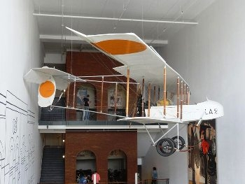 Farman HF.20 biplane Walk Around