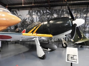 Mitsubishi J2M Raiden (Allied name 'Jack') Walk Around