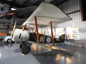 Sopwith Camel Walk Around