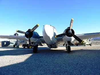 Lockheed PV-2 Harpoon Walk Around