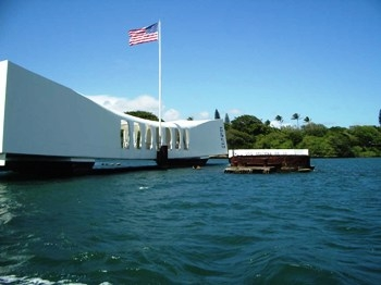 USS Arizona Memorial Photos