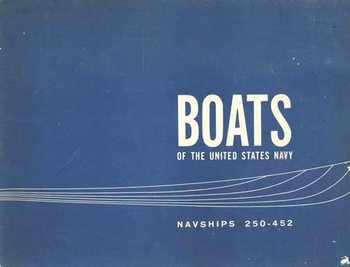 Boats of the United States Navy: Navships 250-452