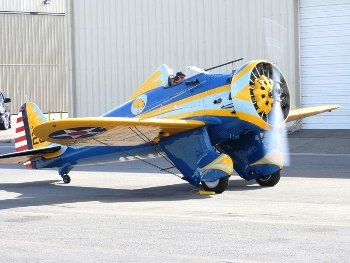 Boeing P-26A Peashooter Walk Around