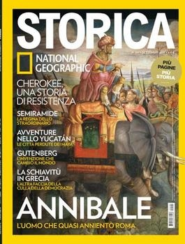 Storica National Geographic - Settembre 2017