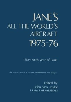Jane's All the World's Aircraft 1975-1976