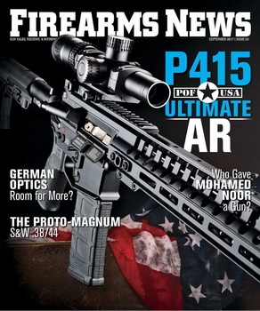 Firearms News Magazine 2017-20