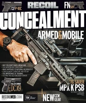 Recoil Presents: Concealment - Issue 7 2017