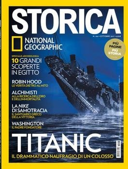 Storica National Geographic - Ottobre 2017