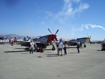 Salinas International Air Shows (2005, 2007) Photos