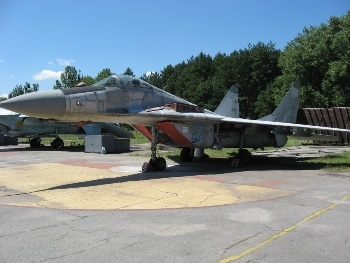 MiG-29 (Full version) Walk Around