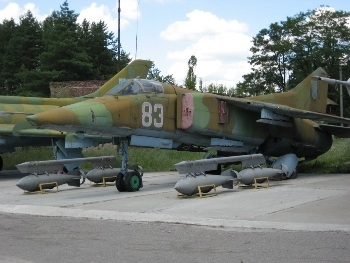 MiG-23BN (Full version) Walk Around