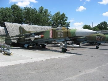 MiG-23M (Full version) Walk Around