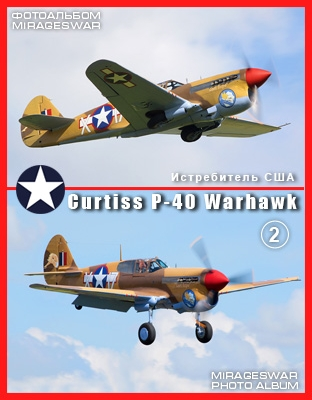 Истребитель - Curtiss P-40 Warhawk (2 часть)