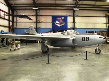 Bell P-59A Airacomet Walk Around
