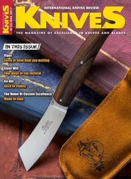 Knives International Review №33 2017