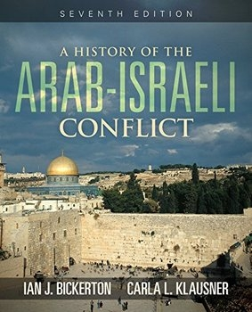 A History of the Arab-Israeli Conflict [Routledge]