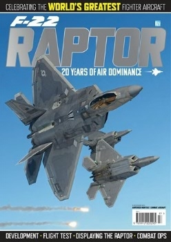 F-22 Raptor: 20 Years of Air Dominance