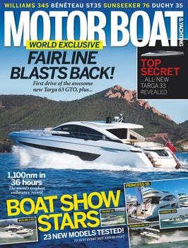 Motor Boat & Yachting - November 2017