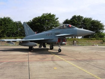Eurofighter Typhoon Walk Around