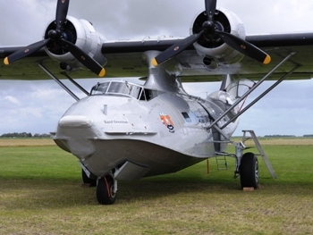 Consolidated Catalina PBY-5a PH-PBY Walk Around