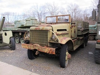 Corbitt Model 50SD6, Truck, 6-ton, 6x6 Walk Around