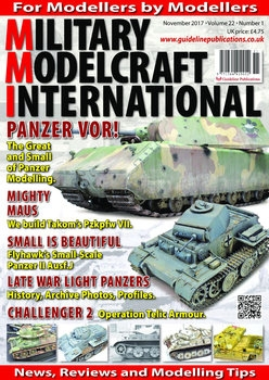 Military Modelcraft International 2017-11