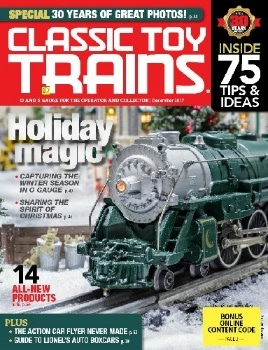 Classic Toy Trains 2017-12