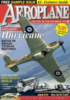 Aeroplane - Free Sample Issue 2017