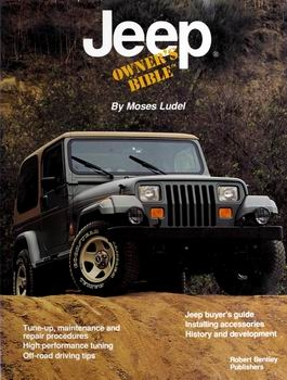 Jeep: Owner's Bible