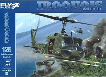 "Bell UH-1B ""Iroquois"" (Fly Model 125)"