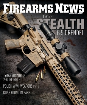 Firearms News Magazine 2017-25
