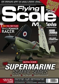 Flying Scale Models - Issue 217 (2017-12)